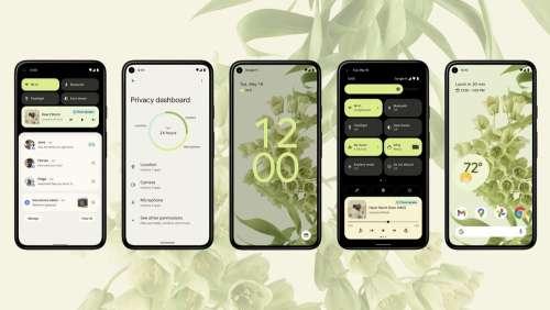 Android 12 serait officiellement lancé le 4 octobre