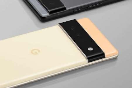 Google Pixel 6 et 6 Pro : les nouvelles fonctionnalités photo