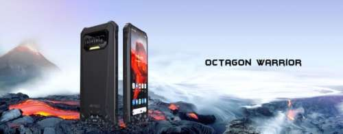 R2022 : iiiF150 lance son nouveau smartphone incassable !