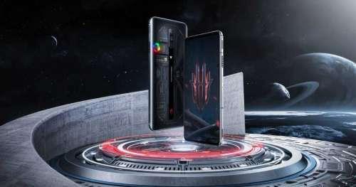 Nubia Red Magic 6S Pro : encore plus de performances pour un smartphone gaming