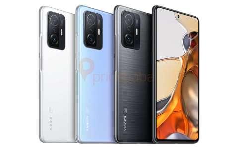 Xiaomi 11 Lite NE 5G : l'autre smartphone annoncé aux côtés du 11T et 11T Pro