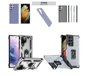 Galaxy S22 Ultra : nouveau module photo et S-Pen intégré se confirment