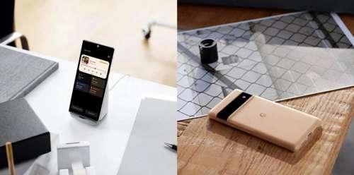 Google Pixel 6 : de premiers accessoires font surface