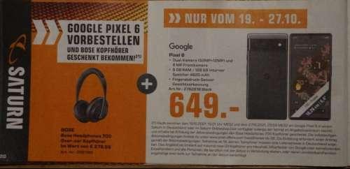 Google Pixel 6 : le prix du smartphone se confirme