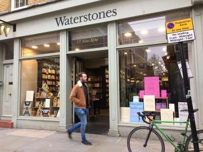 Les librairies britanniques Waterstones vendues à un fonds d'investissement