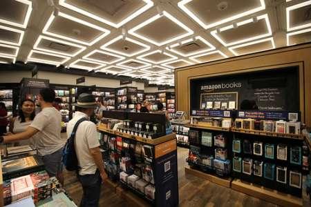 De nouvelles librairies à venir : Amazon parie sur ses boutiques