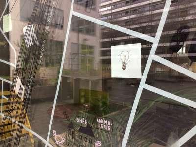 La situation de la bibliothèque Václav Havel s'invite au Conseil de Paris