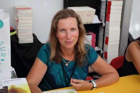 Catherine Cusset, lauréate 2018 du prix Anaïs Nin pour Vie de David Hockney