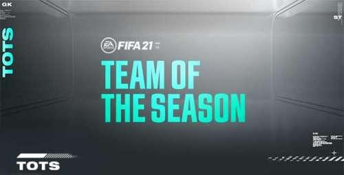 FIFA 21 English Football League TOTS