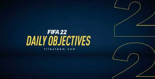 FIFA 22 Daily Objectives List and Rewards