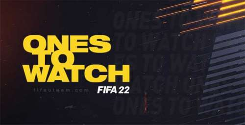 FIFA 22 Ones to Watch Promo Event – OTW Players and Offers List