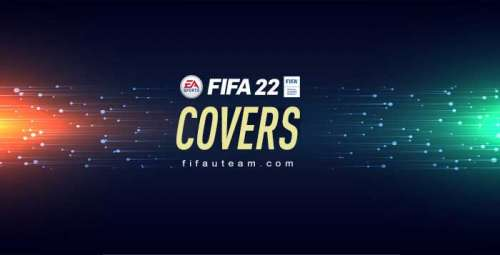 FIFA 22 Covers – Concept and Official FIFA Covers