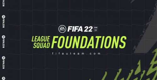 FIFA 22 League Squad Foundations Objectives – The Complete List