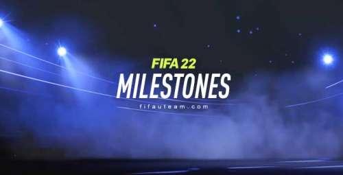 FIFA 22 Milestones Objectives and Rewards List