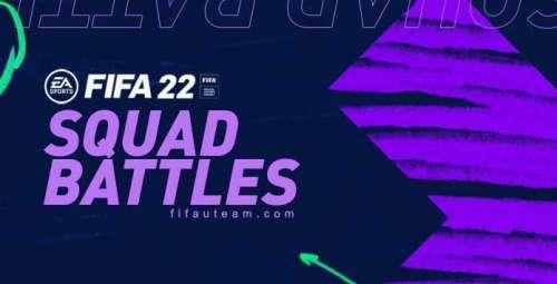 FIFA 22 Squad Battles Rewards
