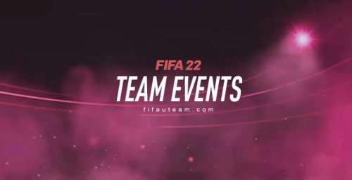 FIFA 22 Events – Community and Team Objectives