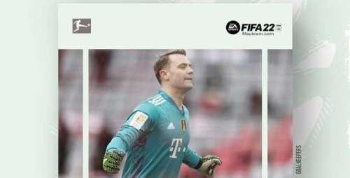 FIFA 22 Bundesliga Goalkeepers Guide