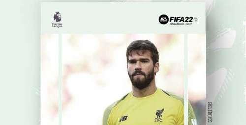 FIFA 22 Premier League Goalkeepers Guide