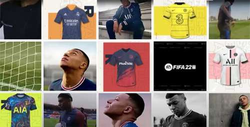 FIFA 22 Kits – The Best Kits for FIFA 22 Ultimate Team