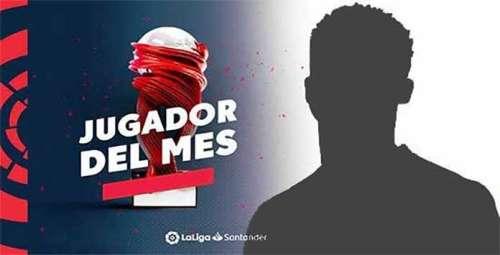FIFA 22 La Liga Player of the Month (POTM)