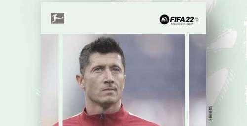 FIFA 22 Bundesliga Forwards and Strikers Guide