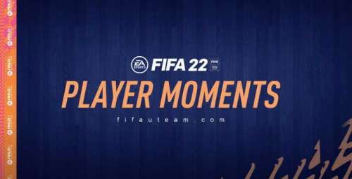 FIFA 22 Player Moments Guide