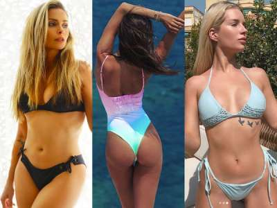Clara Morgane, Alessandra Ambrosio, Lottie Moss... le best of Instagram de la semaine