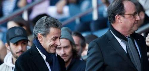 Nicolas Sarkozy ne veut pas être