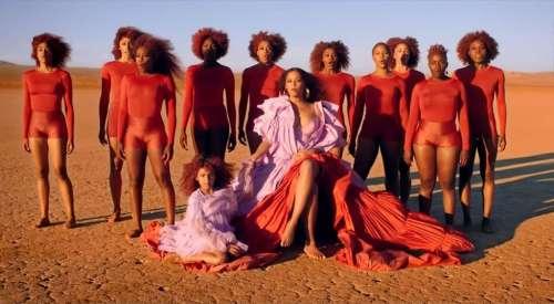 Blue Ivy, la fille de Beyoncé et Jay-Z, remporte déjà un trophée dans le monde de la musique à seulement 7 ans