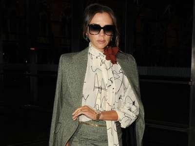 Tendance mode : cette tenue que même Victoria Beckham ne comprend pas