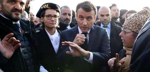 Emmanuel Macron aurait