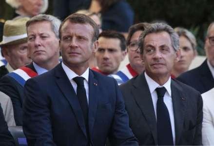 Nicolas Sarkozy : une des qualités d'Emmanuel Macron le