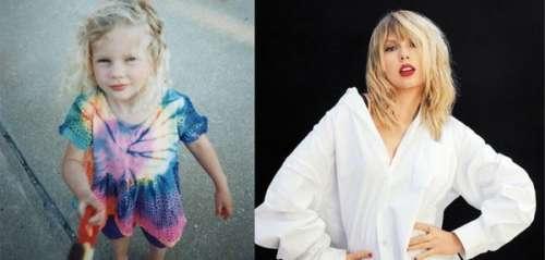 Taylor Swift a 30 ans aujourd'hui : elle révèle une adorable photo d'elle petite
