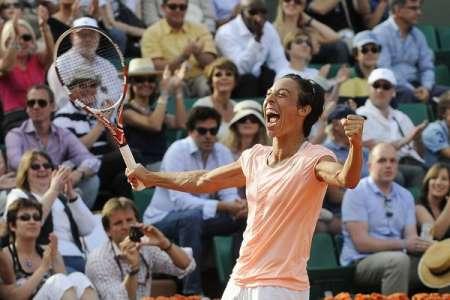 La championne de tennis Francesca Schiavone révèle avoir été atteinte d'un cancer