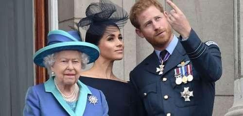 Harry et Meghan absents des festivités de Noël de Buckingham Palace : Elizabeth II