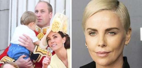 La famille royale réunie avant Noël, Charlize Theron victime de harcèlement sexuel: toute l'actu du 18 décembre