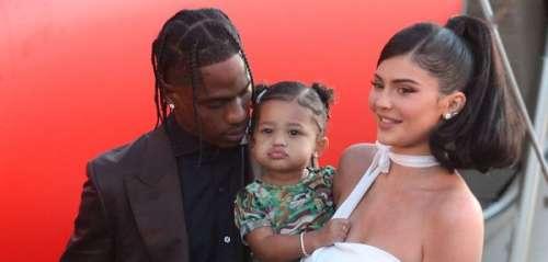 Kylie Jenner et Travis Scott vont passer Noël ensemble pour leur fille Stormi