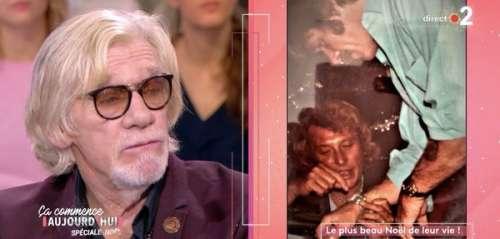 Ému, Pierre Billon raconte ses Noëls avec Johnny Hallyday :
