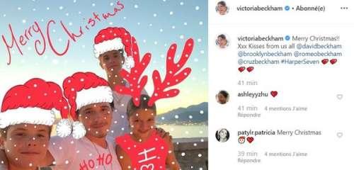 David Beckham, Sofia Vergara... Comment les people ont fêté Noël