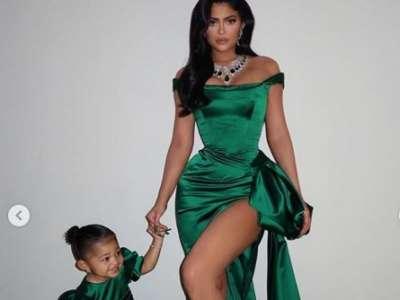 Kylie Jenner en proie aux critiques après son cadeau de Noël démesuré pour Stormi