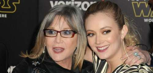 Carrie Fisher : sa fille Billie Lourd lui rend un subtil hommage trois ans après sa mort