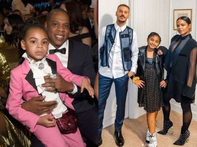 Blue Ivy moquée pour sa ressemblance avec son père Jay-Z, la déclaration d'amour de Christina Milian à Violet: toute l'actu du vendredi 3 janvier