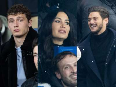 Rayane Bensetti, Sidonie Biémont, Benjamin Pavard : Neymar a régalé les people au Parc des Princes