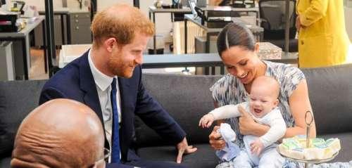 Meghan et Harry : leur fils Archie a vu seulement deux fois ses cousins George, Charlotte et Louis