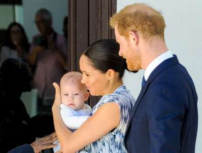 Le princeHarry et Meghan Markle au Canada : qui est la nounou d'Archie ?