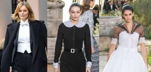 Fashion Week de Paris : Gigi Hadid, Bella Hadid, Kaia Gerber... retour sur les défilés des mannequins