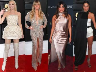 Priyanka Chopra, Heidi Klum, Ariana Grande : les plus beaux looks des Grammy Awards 2020