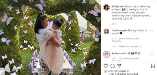 Kylie Jenner et Travis Scott réunis pour l'incroyable (et exorbitant) anniversaire de Stormi