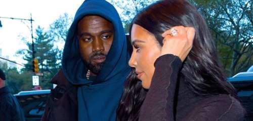 Kim Kardashian et Kanye West traversent une crise : le couple consulte un sexologue