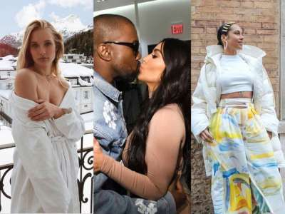 Ilona Smet, Kim Kardashian et Kanye West, Alicia Keys... le best of Instagram de la semaine
